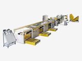 Metal coil cutting line(cut-to-length line)